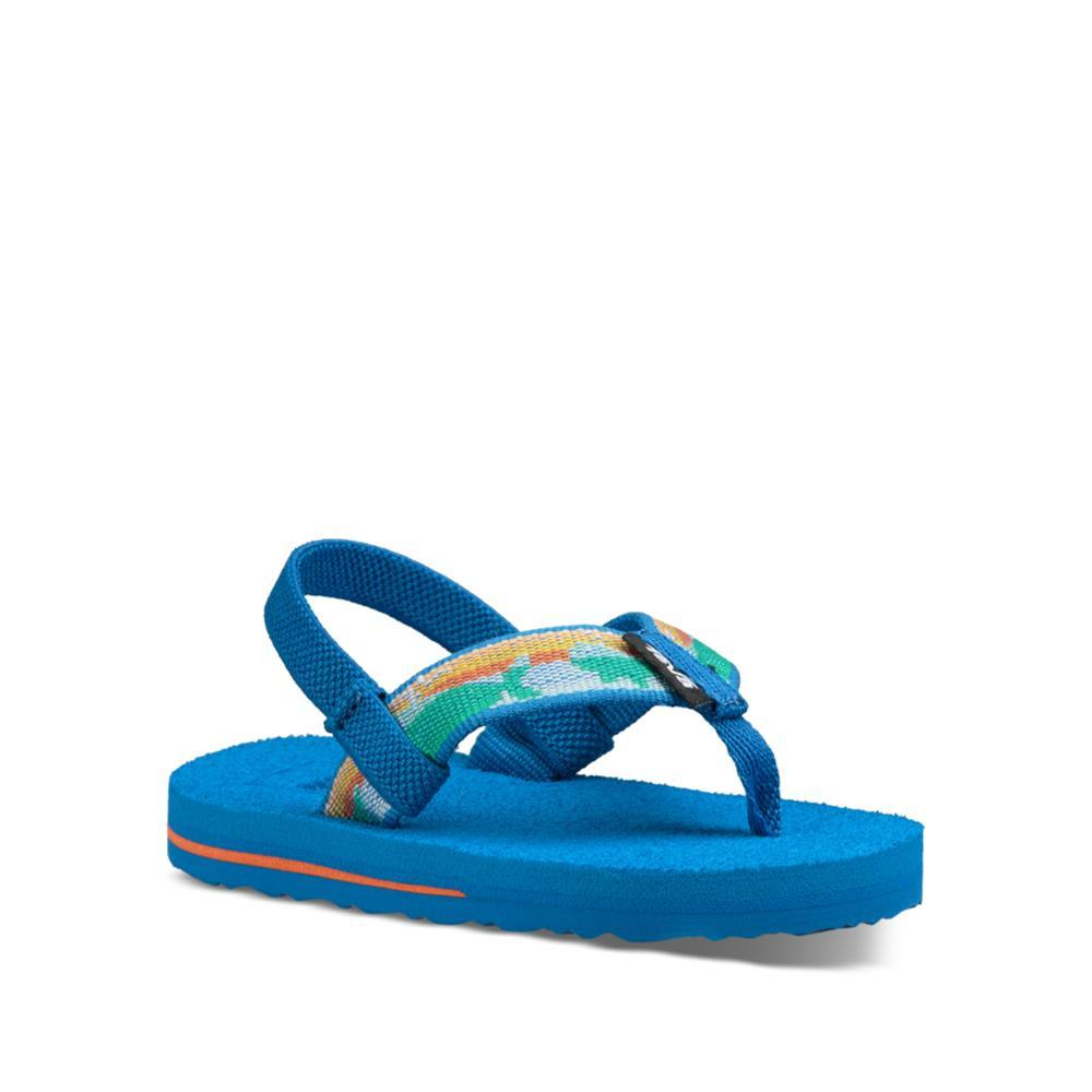 Teva Toddler Mush II Flip Sandals WILLYBLUE