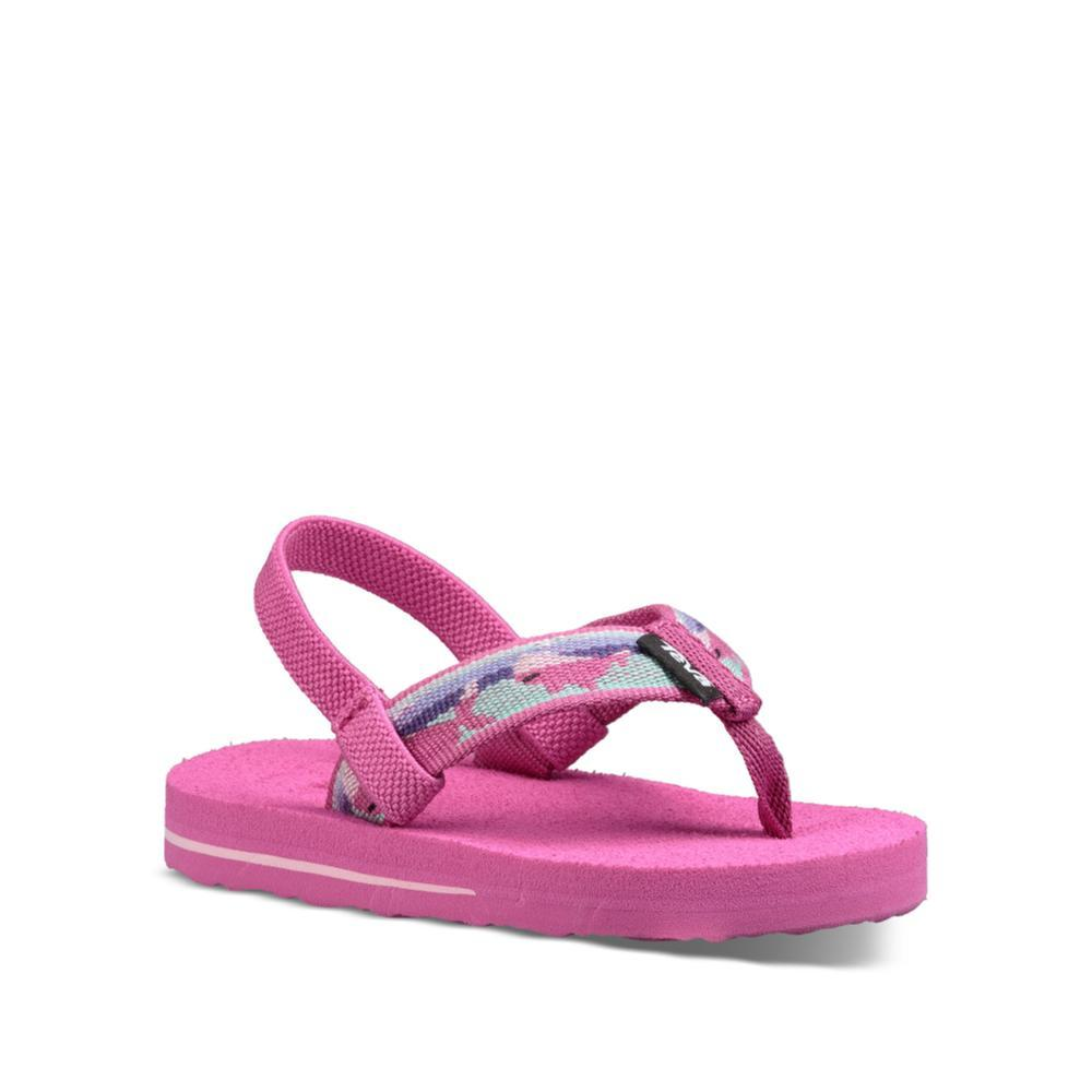 Teva Toddler Mush II Flip Sandals WILLYPINK