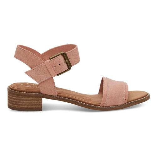 TOMS Women's Bloom Suede Camilia Sandals