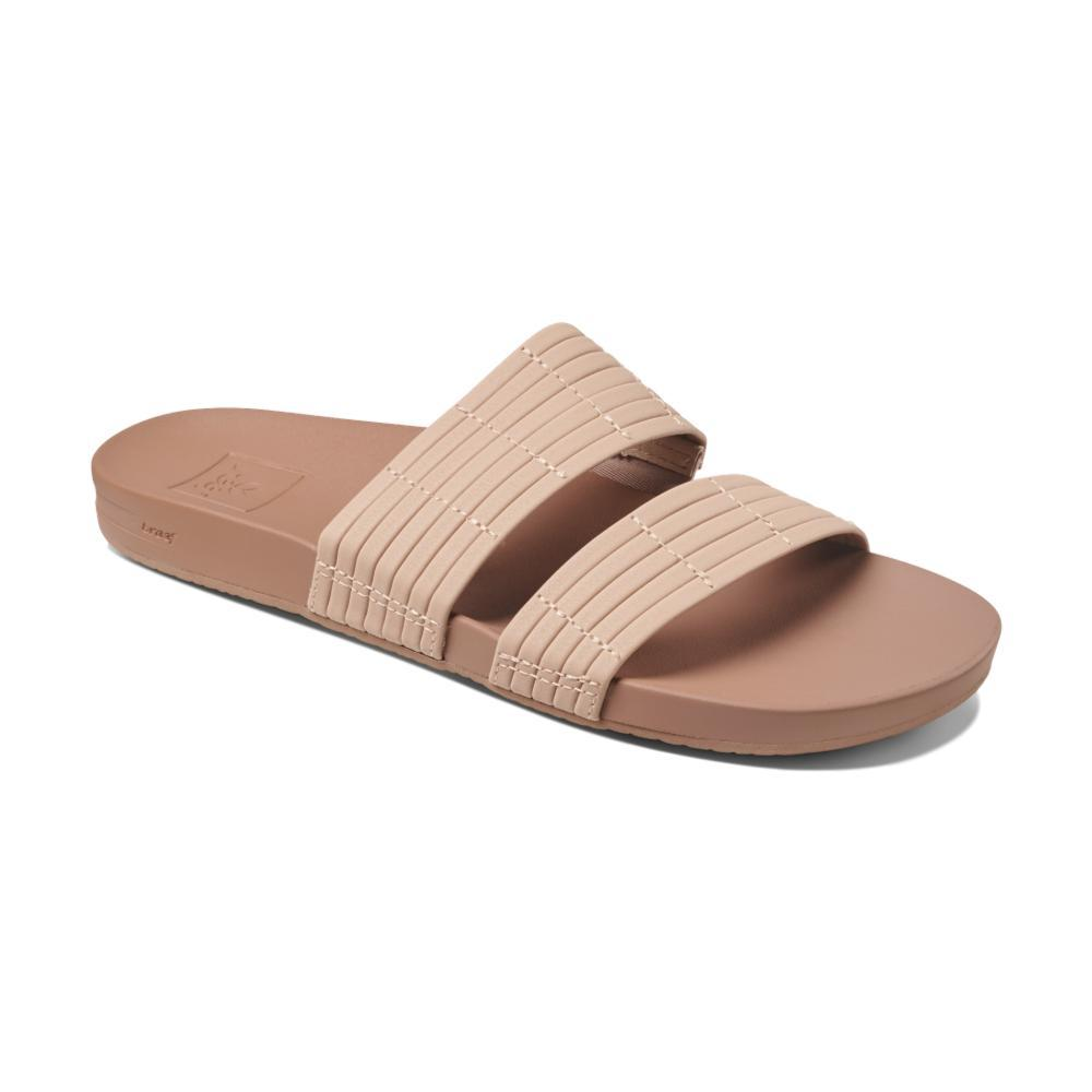 Reef Women's Cushion Bounce Slides NUDE