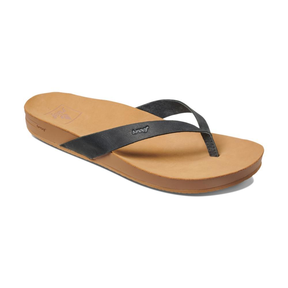 Reef Women's Cushion Bounce Court Le Sandals BLACK