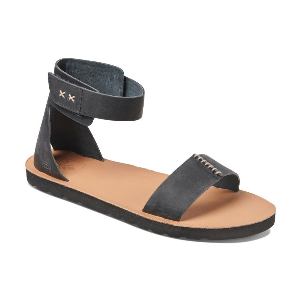 Reef Women's Voyage Hi Sandals BLACK