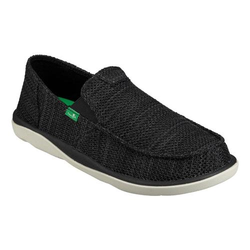 Sanuk Men's Vagabond Tripper Mesh Slip On Shoes