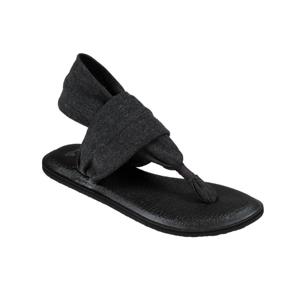 Sanuk Women's Yoga Sling 2 Sandals CHARCOAL