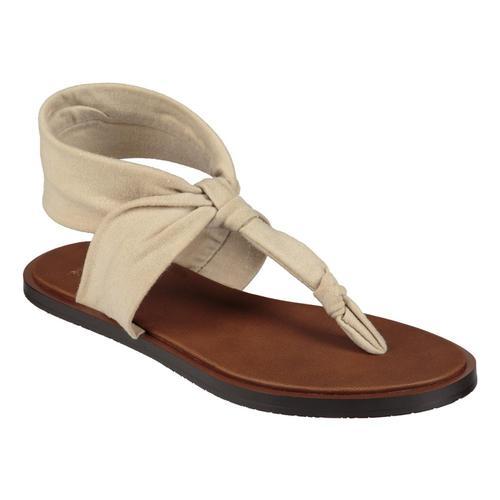 Sanuk Women's Yoga Sling Ella LX Sandals Natural