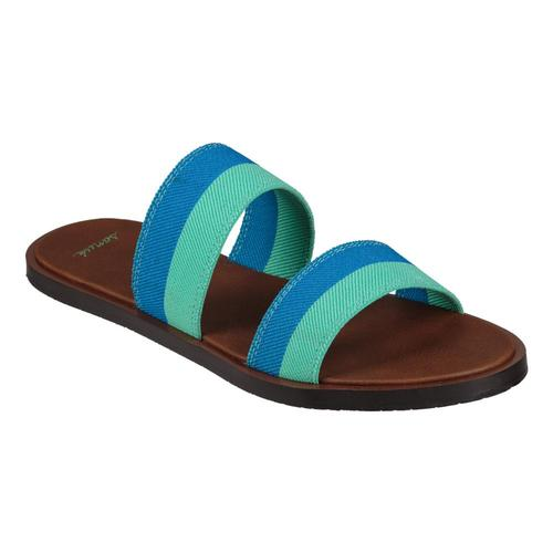 Sanuk Women's Yoga Gora Gora Duo Slip On Sandals
