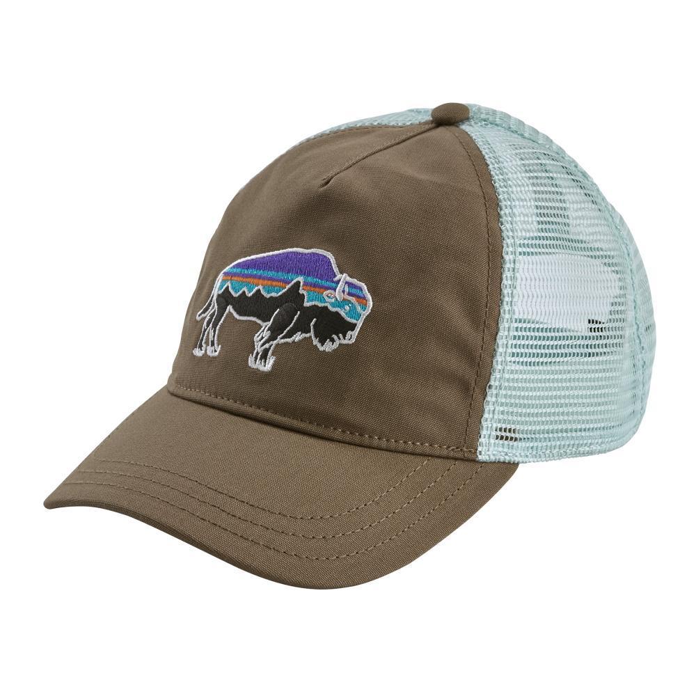 Patagonia Women's Fitz Roy Layback Bison Trucker Hat BUBR
