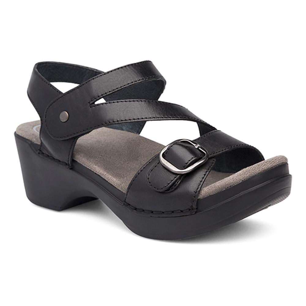 Dansko Women's Shari Sandals BLACK