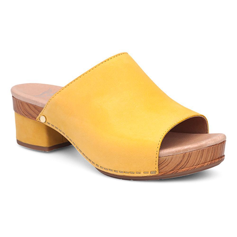 Dansko Women's Maci Sandals YELLOWNB