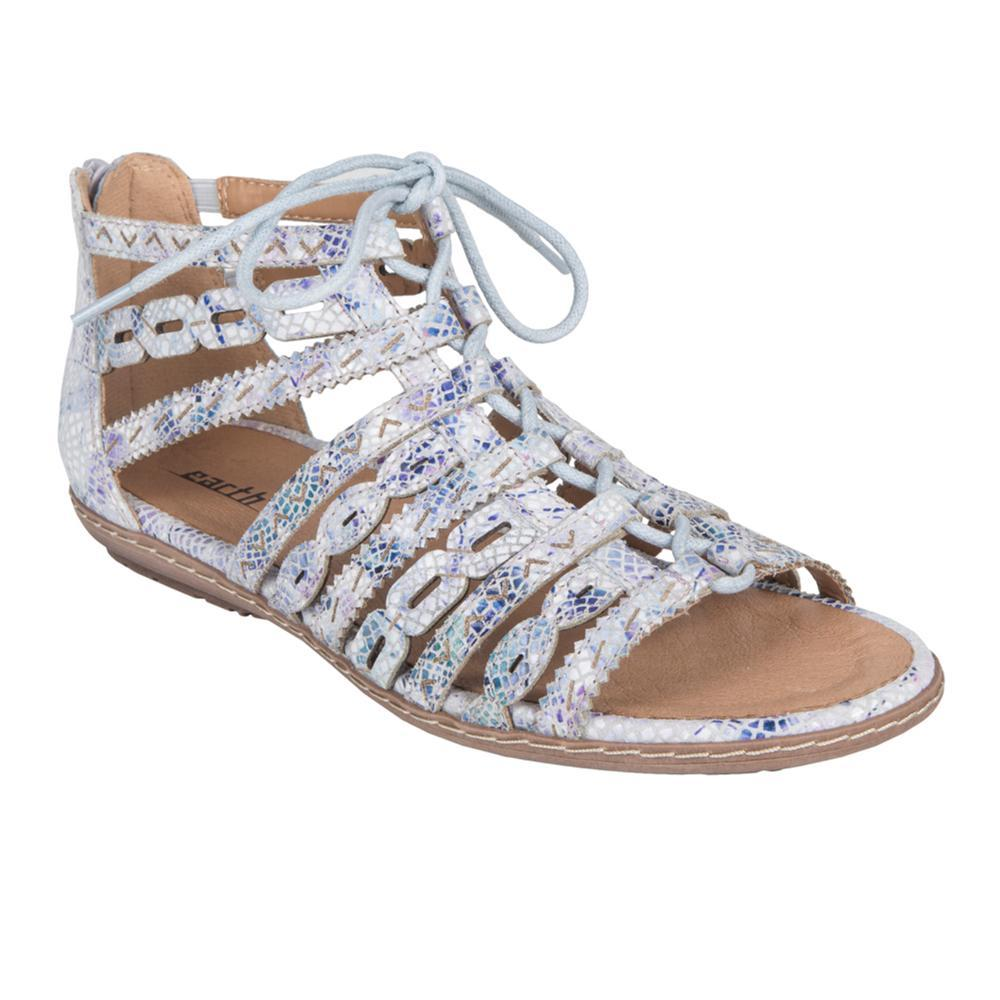 Earth Women's Tidal Gladiator Sandals PURPLEMLT