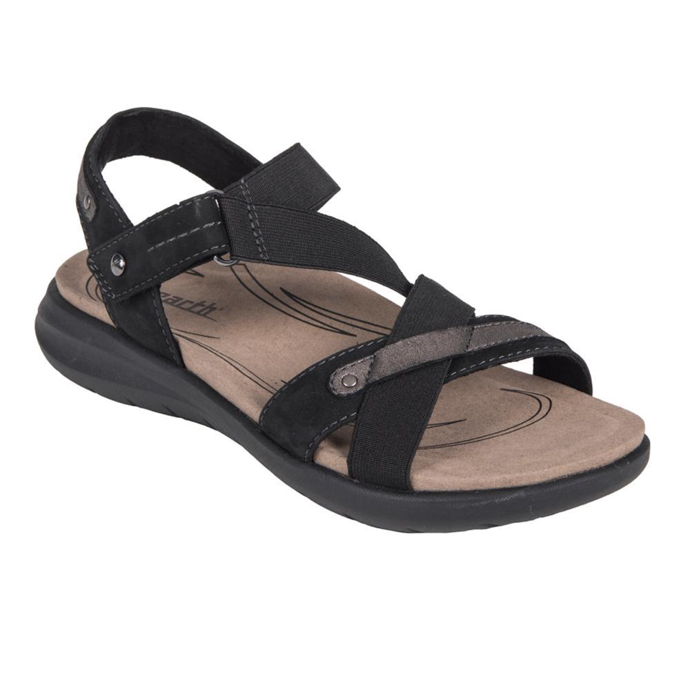 Earth Women's Bali Sandals BLACK