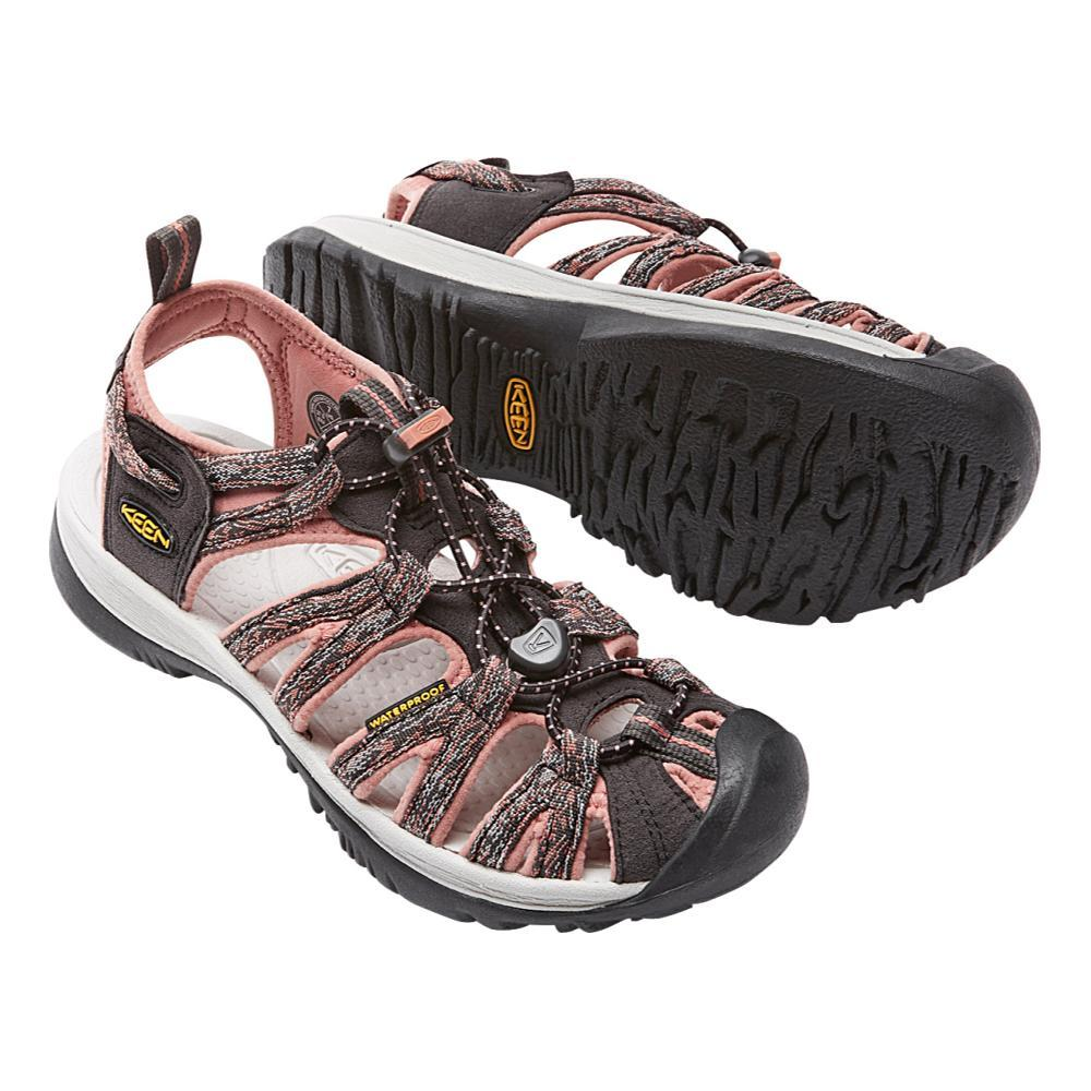 KEEN Women's Whisper Sandals RAVENDAWN