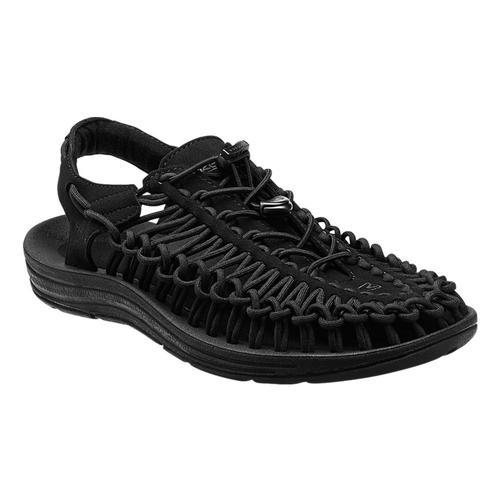 KEEN Women's UNEEK Monochrome Sandals Black