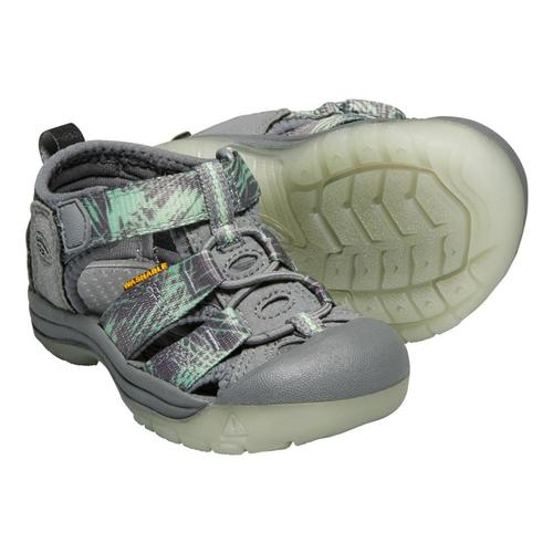 KEEN Toddler Newport H2 Sandals Steelglow