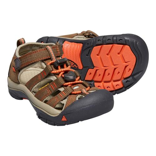 KEEN Youth Newport Neo H2 Sandals Dkearth