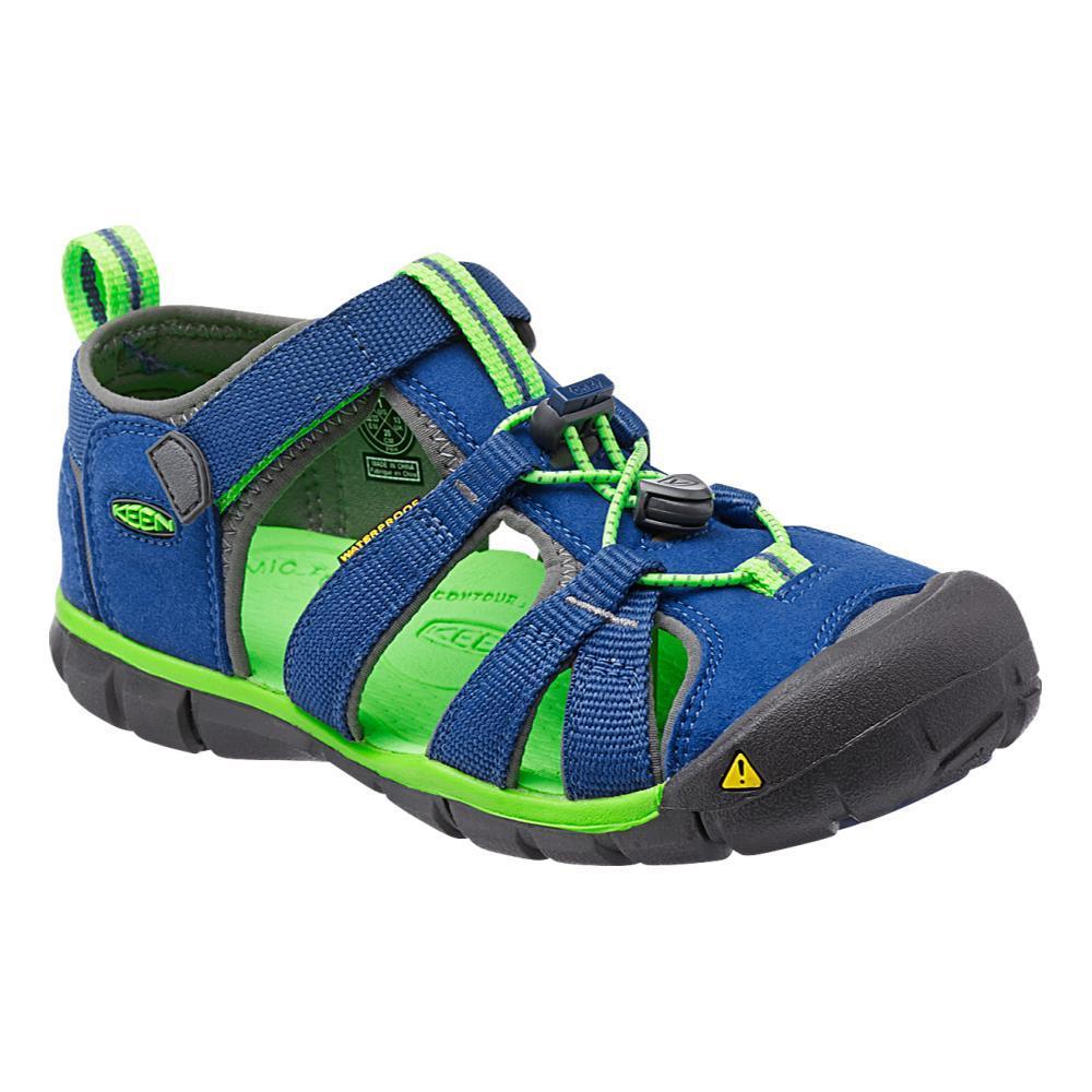 KEEN Kids Seacamp II CNX Sandals BLUE_GRN
