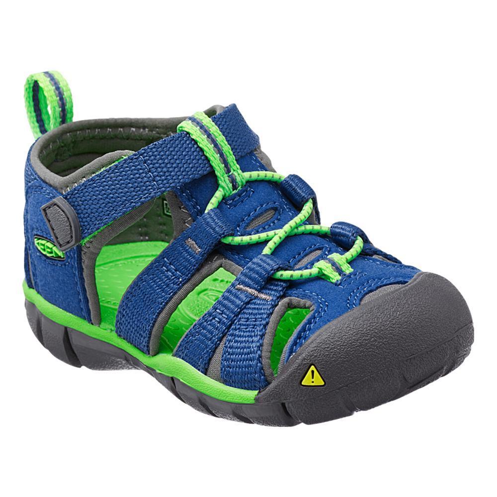 Keen Toddler Seacamp II CNX Sandals BLUE_GRN