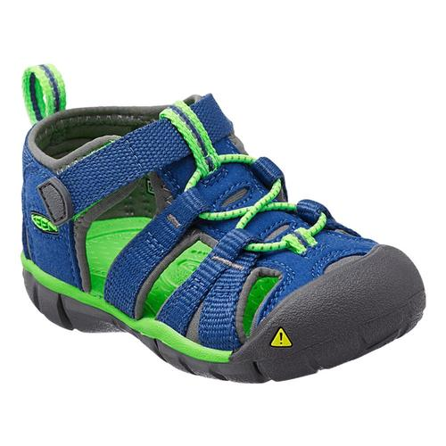 KEEN Toddler Seacamp II CNX Sandals Blue_grn