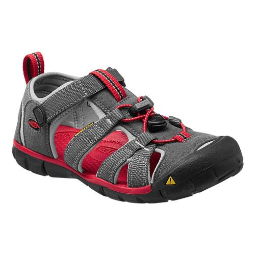 KEEN Youth Seacamp II CNX Sandals Mgnt_red