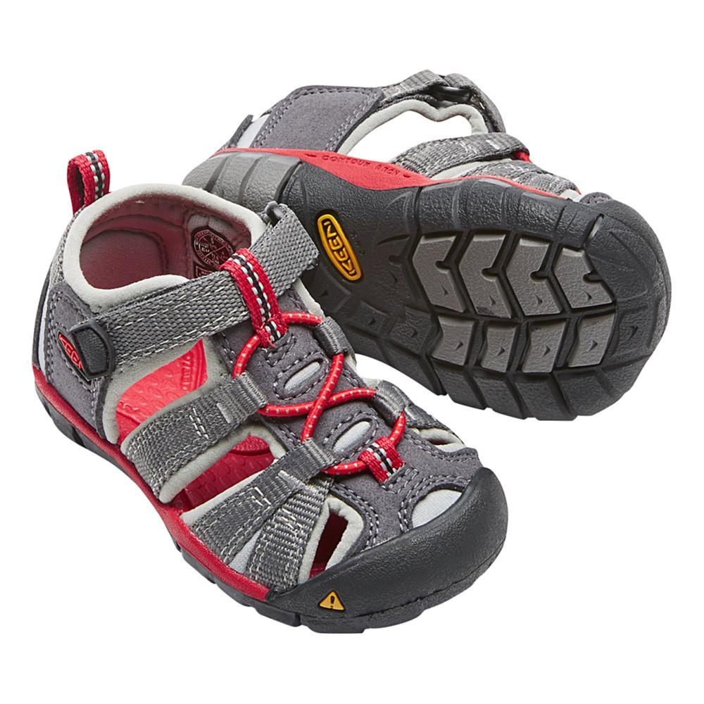 KEEN Toddler Seacamp II CNX Sandals MGNT_RED