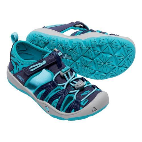 KEEN Kids Moxie Sandals Blues