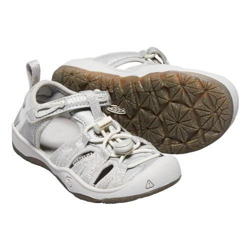 KEEN Kids Moxie Sandals Silver