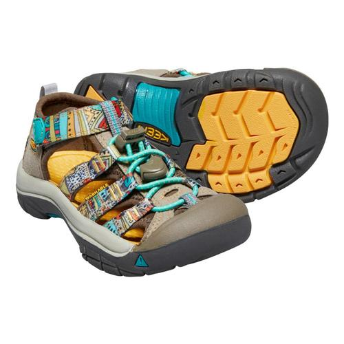 KEEN Kids Newport Neo H2 Sandals Beeswaxprnt