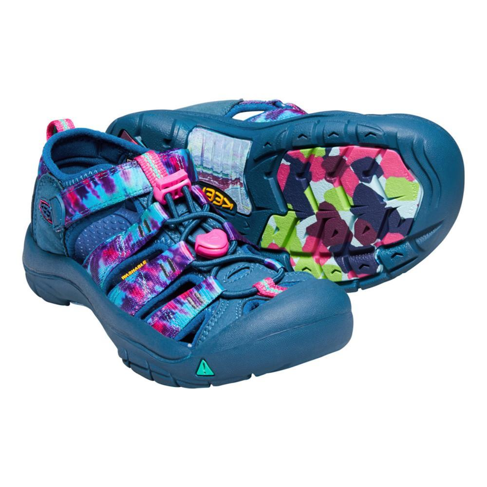 KEEN Youth Newport Neo H2 Sandals NVYTIEDYE