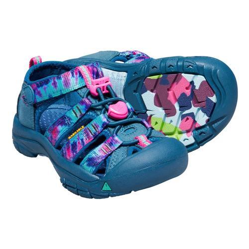 Keen Kids Newport H2 Sandals NVYTIEDYE