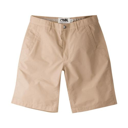 Mountain Khakis Men's Poplin Shorts - 8in (Slim)