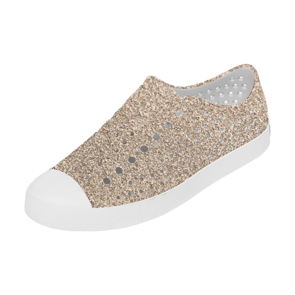 Native Women's Jefferson Bling Glitter Shoes BLING