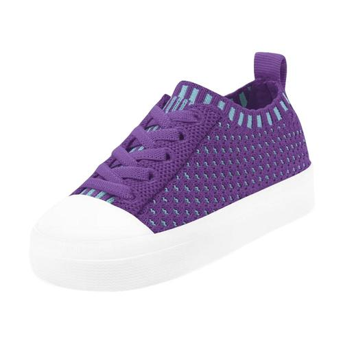 Native Kids Jefferson 2.0 LiteKnit Shoes Starpurple