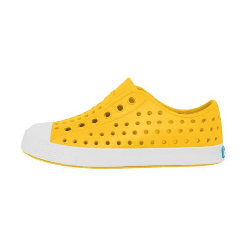 Native Kids Jefferson Shoes Yellow