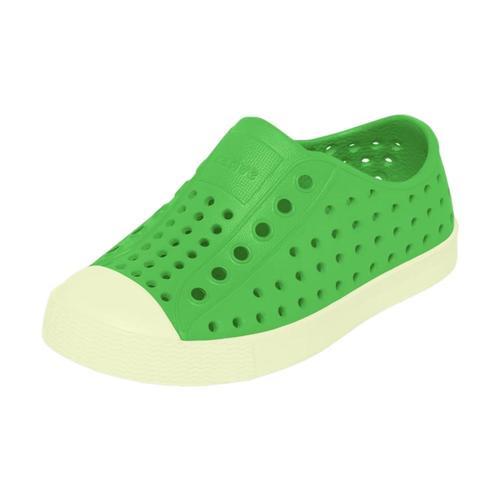 Native Kids Jefferson Glow Shoes Greenglow