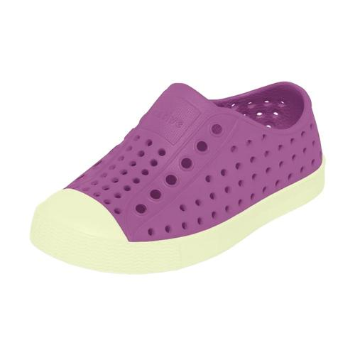 Native Kids Jefferson Glow Shoes Purpleglo