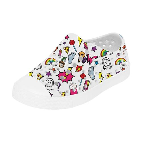 Native Kids Jefferson Print Shoes
