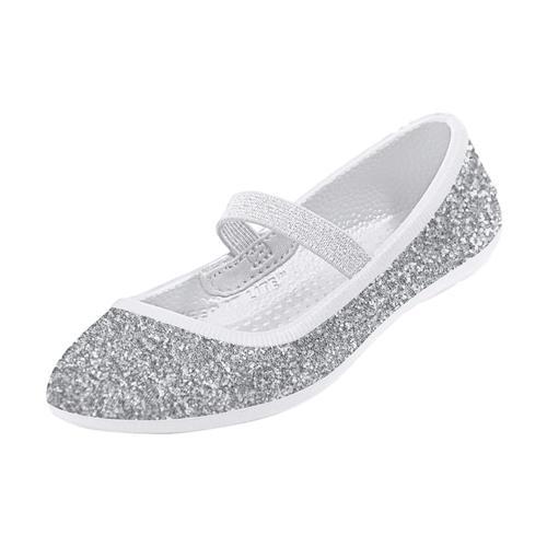 Native Kids Margot Shoes Slvrbling