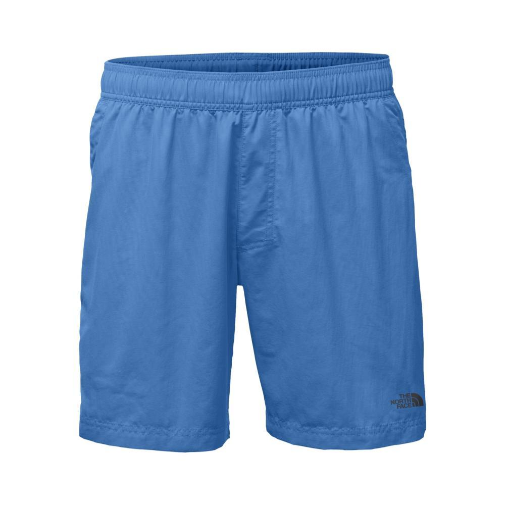 The North Face Men's Class V Pull On Trunks - 5in 4X3_BLUE