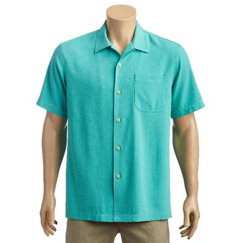 Tommy Bahama Men's Catalina Twill Short Sleeve Shirt