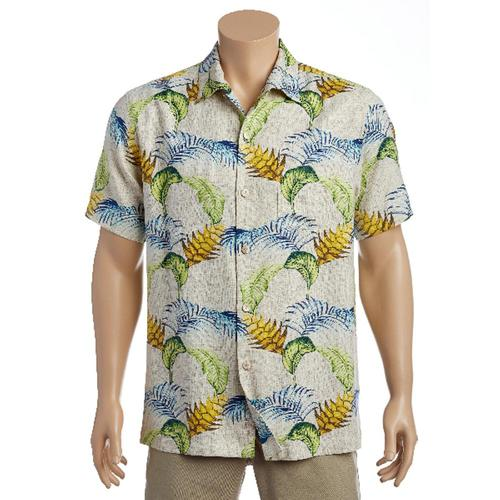 Tommy Bahama Men's Boca Bouquet Short Sleeve Shirt