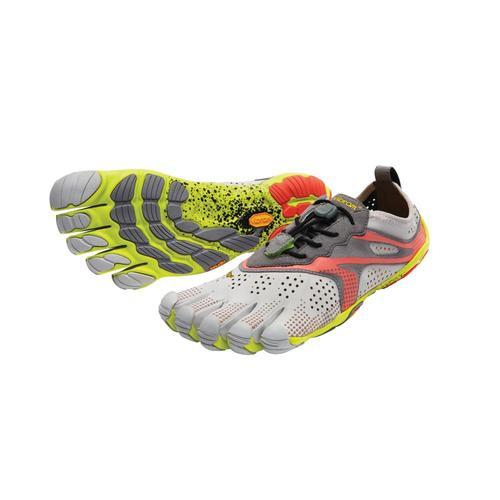 Vibram Women's V-Run Shoes Oyster