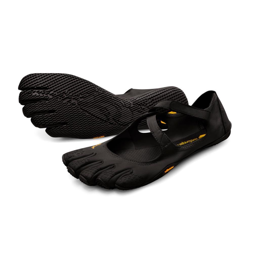 Vibram Women's V-Soul Shoes BLACK
