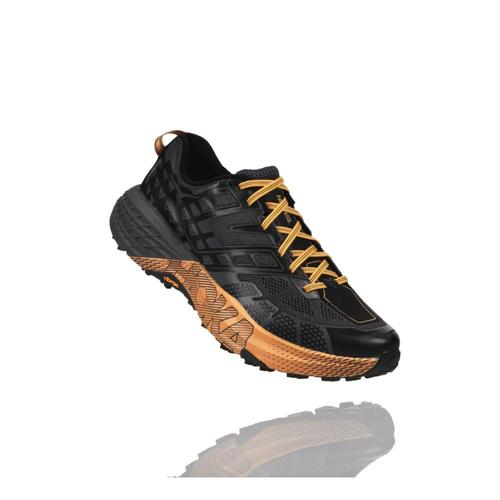 HOKA ONE ONE Men's Speedgoat 2 Shoes Blk.Kqut