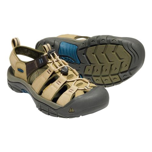 KEEN Men's Newport Hydro Sandals Antbrz.Sfr