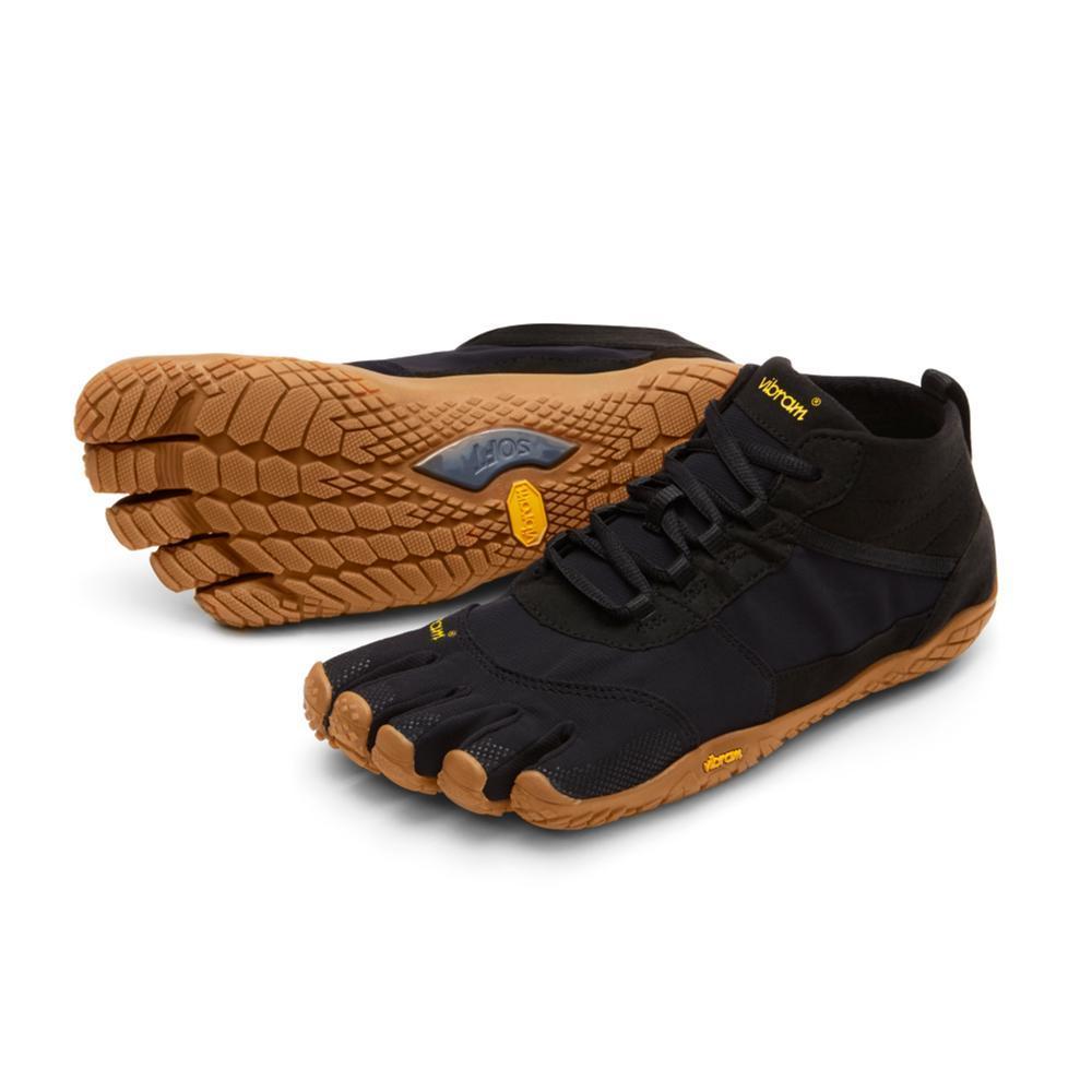 Vibram Five Fingers Men's V-Trek Shoes BLK.GUM