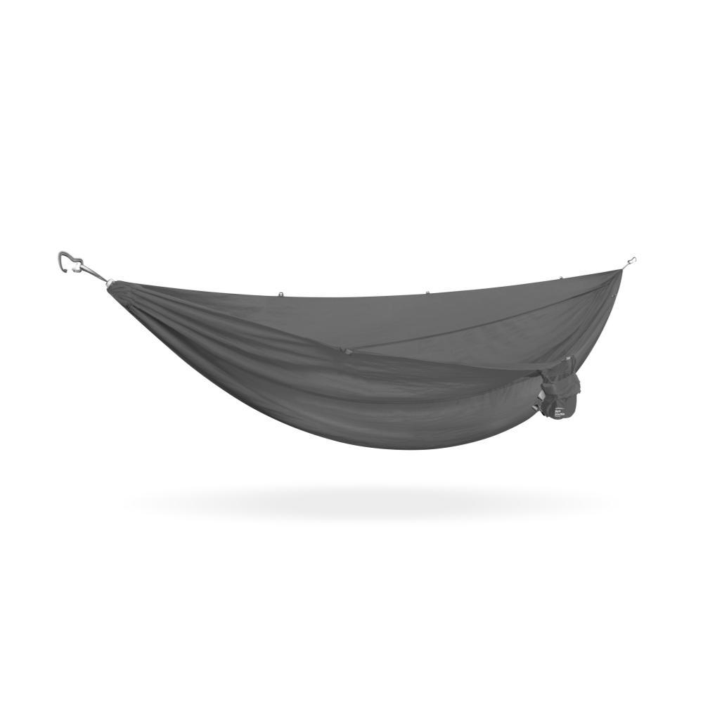 Kammok Roo Double Hammock - Granite Gray