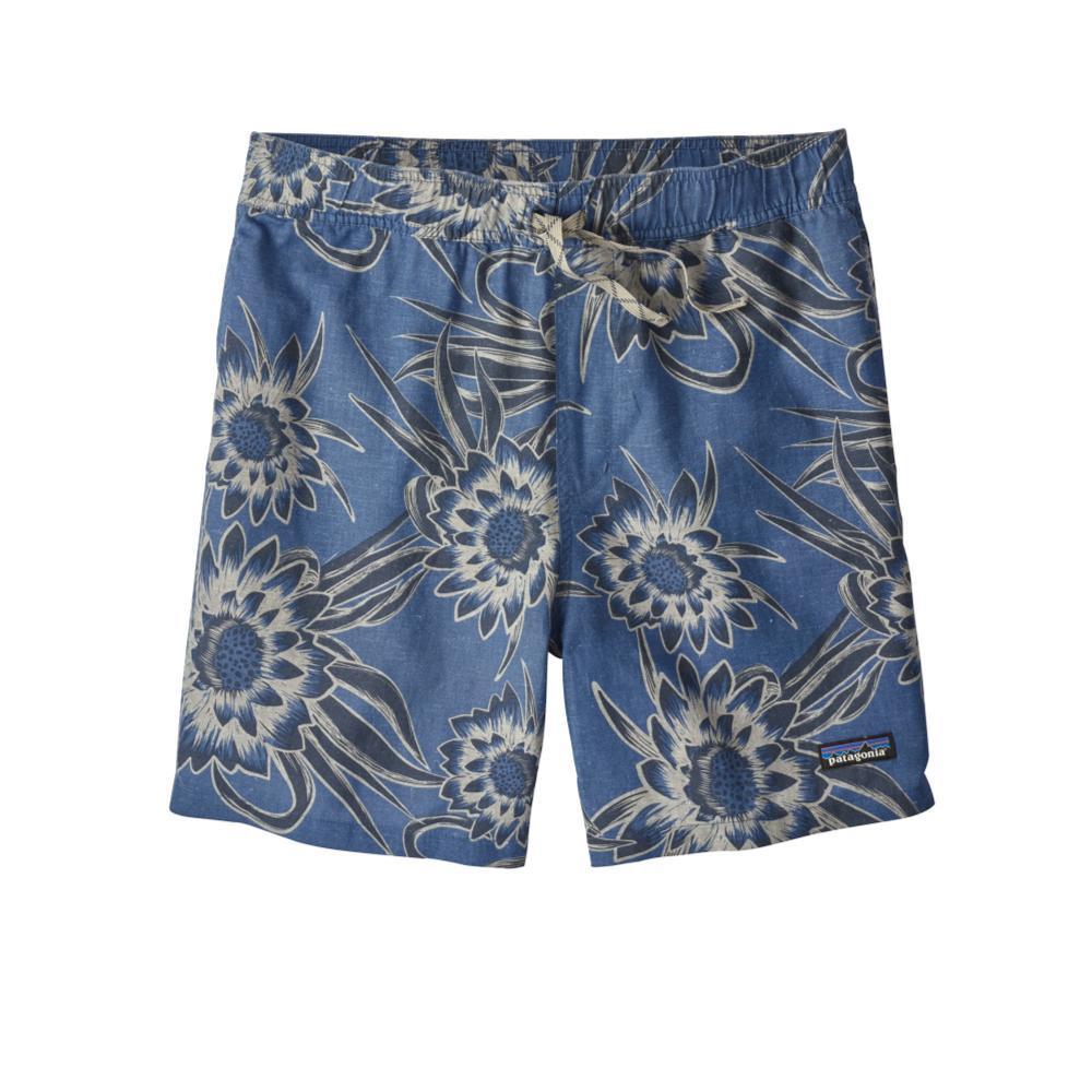 Patagonia Men's Baggies Naturals Shorts CEDO_BLUE