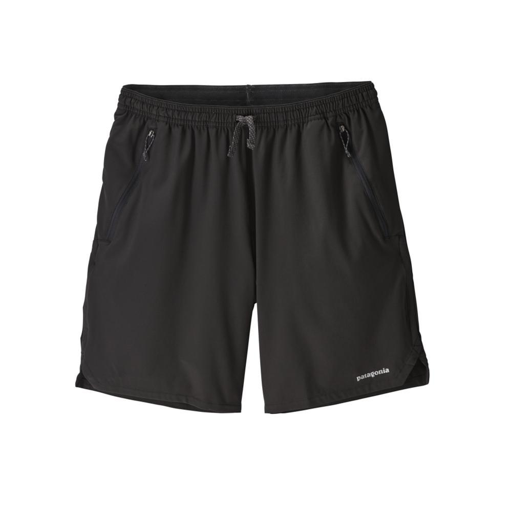 Patagonia Men's Nine Trails Shorts - 8in BLK_BLACK