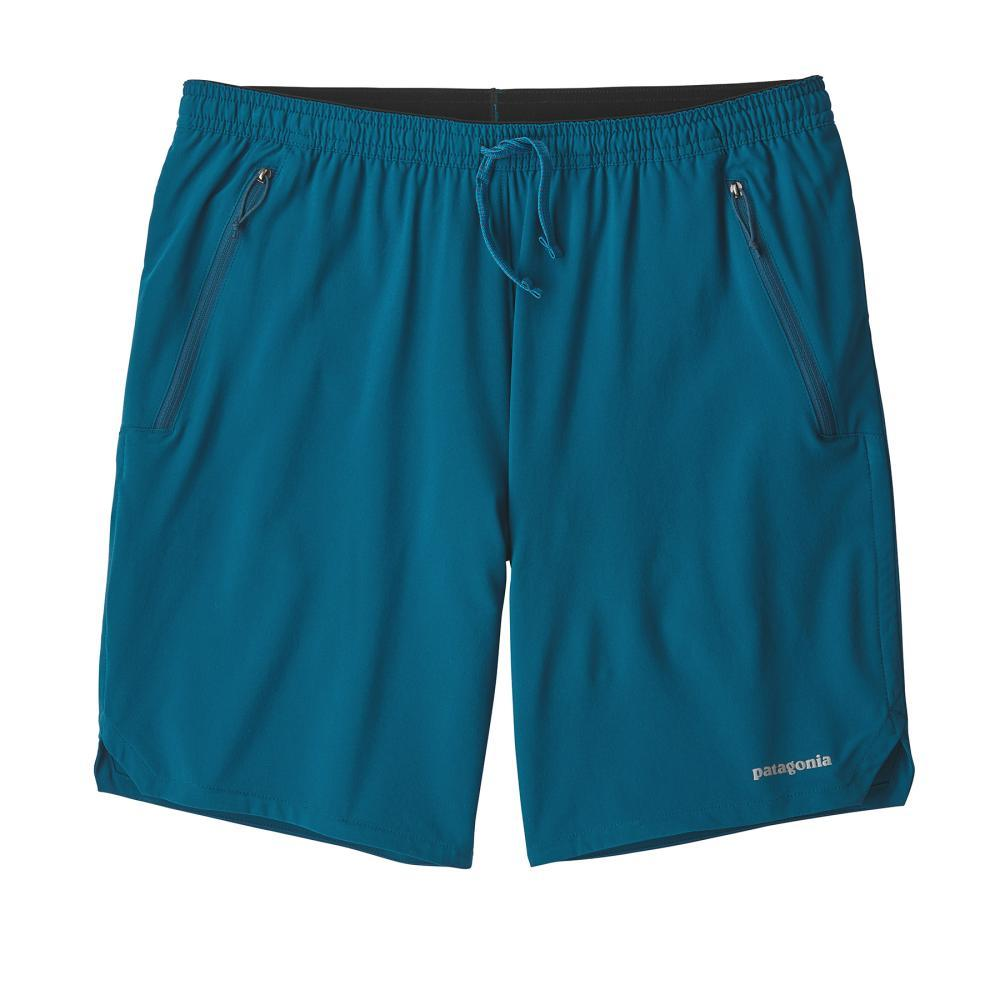 Patagonia Men's Nine Trails Shorts - 8in BSRB_BLUE