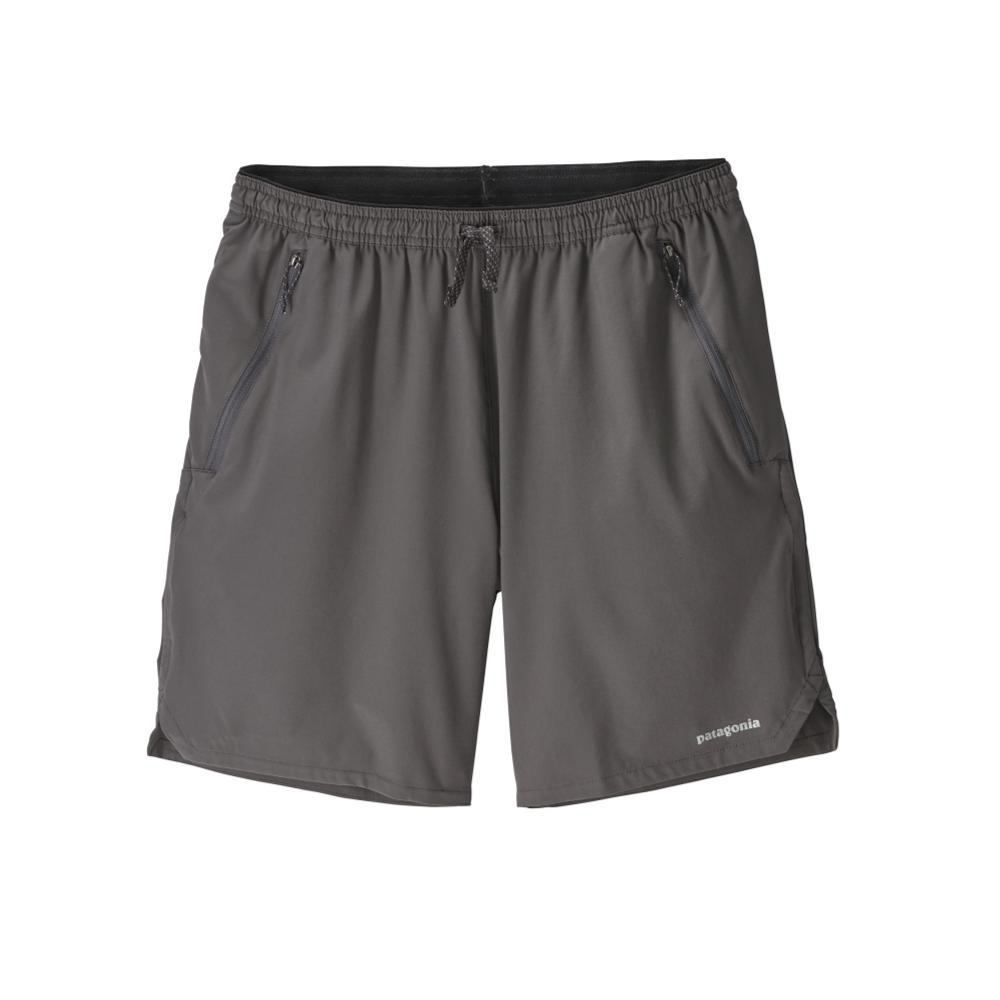 Patagonia Men's Nine Trails Shorts - 8in FGE_GREY